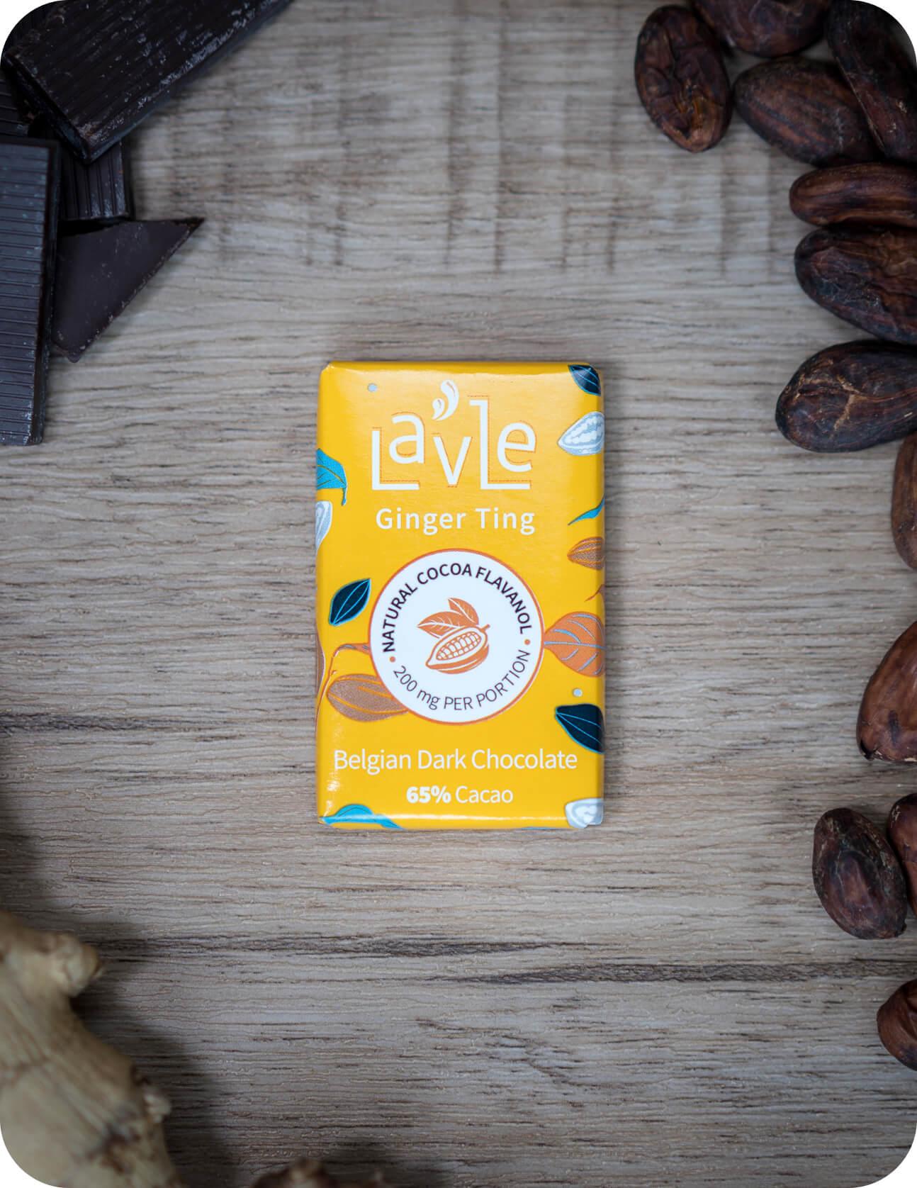 Lavle-Flavanol-Chocolate-Ginger-Ting